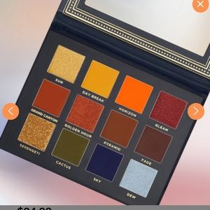 Ace Beaute Vintage Dawn Palette